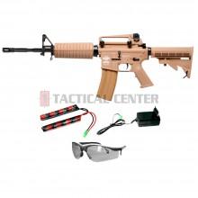 G&G CM16 Carbine DST Special Combo EGC-16P-CAR-DNB-SEM