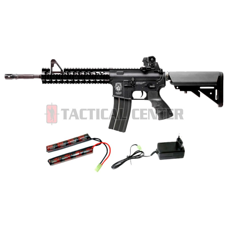 G&G GR15 Raider-XL Plastic BlowBack Combo EGR-15P-RXL-BBB-ECM