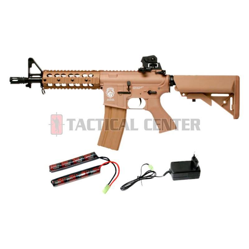 G&G GR15 Raider Plastic BlowBack DST Combo EGR-15P-RDS-DBB-ECM
