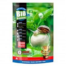 G&G Bio BB 0.28g / 2000R (White) / G-07-151