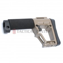 G&G GR16 SOPMOD Tactical Stock Desert Tan / G-05-021-1