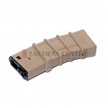 G&G 450R Hi-Cap Thermold Magazine for GR16 (Desert Tan) / G-08-034-1