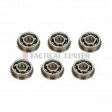 G&G G-10-139 G2 Gearbox Caged Ball Bearing 8x3x2.5mm