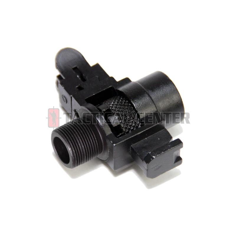 G&G Mock Suppressor Adaptor for GR14, EBR-L (14mm CCW) (G-01-045)
