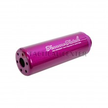 G&G G-01-042 SS-100 Mock Suppressor Pink (14mm CCW)