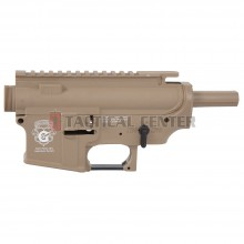 G&G Plastic Receiver Set for GC R4 (Tan) (GG Mark 2) / G-08-090-10