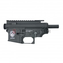 G&G Plastic Receiver Set GC Blowback (Black) (GG Mark 2) G-08-091-10