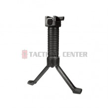 G&G SCAR Bipod Grip Black (20mm Rail Used) / G-03-086