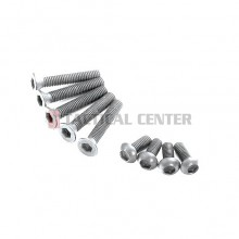 G&G Gearbox Screw Set for Ver. II (Stainless Steel) / G-10-083