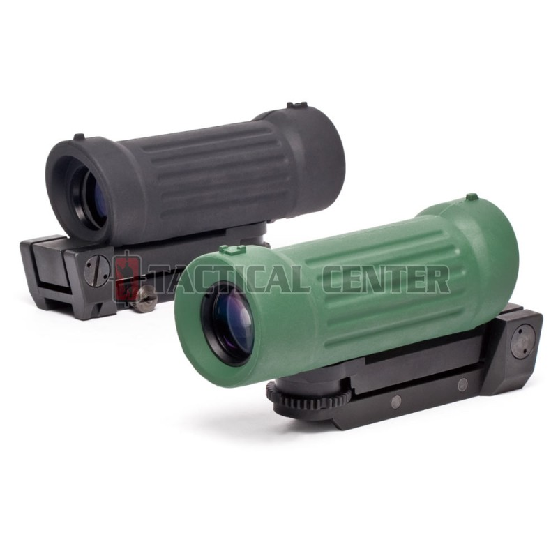 G&G 4X Magnifier Scope (Black) / G-12-024