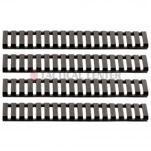 G&G Ladder Rail Panel Set OD (4 Panels) / G-03-125-1
