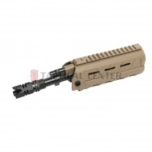 G&G G26 Laser & LED build-in Hand Guard Set (Tan) / G-12-016-1