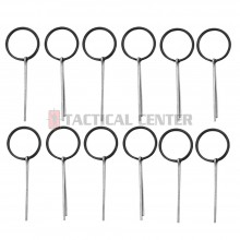 HAKKOTSU TB-P-05 Safety Pin for Shock 12 Pcs