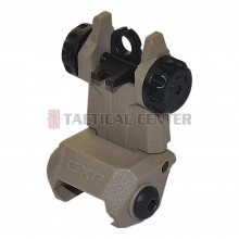 ICS MA-374 CFS Rear Folding Sight TAN