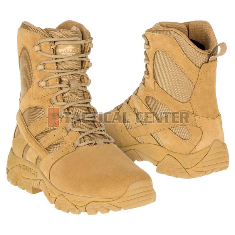 """MERRELL 8"""" Moab 2 Tactical Defense Boot"""