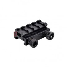 JS-TACTICAL 4 Slot Weaver Rail 1/2 Inch Riser