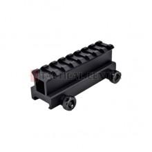 JS-TACTICAL 8 Slot Weaver Rail 1 Inch Riser