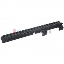 """LCT LC034 LC-3 Low-Profile Scope Mount with 8.5"""" Picatinny Rail"""