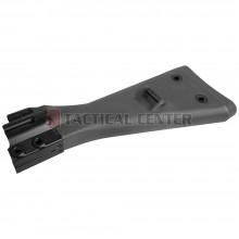 LCT LC014 LC-3 Plastic Fixed Stock Set (BK)