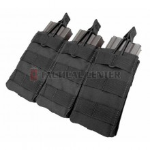 CONDOR MA27 Triple M4/M16 Open Top Mag Pouch