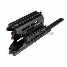 MADBULL Strike Industries AK Modular / KeyMod Handguard Rail-TRAX 2