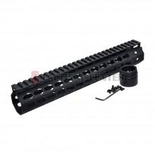 "MADBULL Strike Industries Mega Fins KeyMod Handguard Rail 11"""