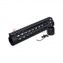 "MADBULL Strike Industries Mega Fins KeyMod Handguard Rail 9"""