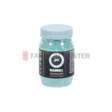 MADBULL 0.28g GLASS Target Practice BBs - Bottle 2000 rds