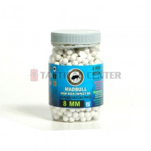 MADBULL 8mm 0.48g High Impact BBs - Bottle 850 rds