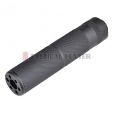 METAL 155x32mm C Type Silencer (14mm CCW)