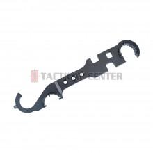 METAL ME05002-BK Multi-functional Wrench Steel Tool