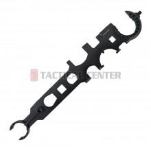 METAL ME05011-BK Multi-functional Wrench Steel Tool