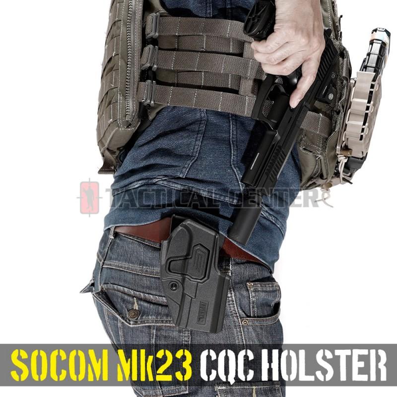 BATTLE STYLE SOCOM Mk23 CQC Holster