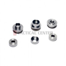 MODIFY Stainless Bushing for SMOOTH Modular Gear Set 6.1mm (6 pcs)