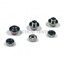 MODIFY Stainless Bushing for SMOOTH Modular Gear Set 6mm (6 pcs)