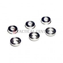 MODIFY Stainless Bushing for Modular Gear Set 8mm (6 pcs)
