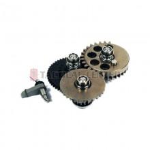MODIFY Modular Gear Set-SMOOTH 6mm Ver.2/3 (Torque 21.6:1)