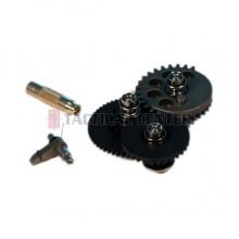 MODIFY Modular Gear Set-SMOOTH 6mm Ver.2/3 (Torque 21.6:1) + Gear Key