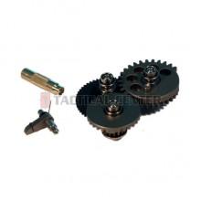 MODIFY Modular Gear Set-SMOOTH 6mm Ver.2/3 (Speed 16.32:1) + Gear Key