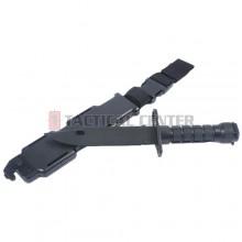 MP M9 Plastic Dummy Bayonet Knife