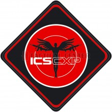 ICS CXP Patch 80x80mm