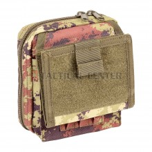 OUTAC OT-MPK03 Map Pouch with Note Book