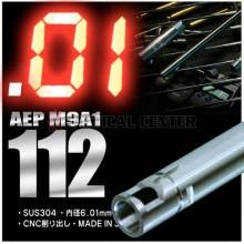 PDI 649683 6.01mm 01 Inner Barrel 112mm M9A1 AEP