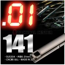 PDI 633422 6.01mm 01 Inner Barrel 141mm Patriot 4 AEG