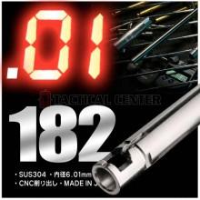 PDI 637871 6.01mm 01 Inner Barrel 182mm MP7A1 / Scorpion Mod M AEG
