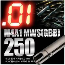 PDI 639363 6.01mm 01 Inner Barrel 250mm M4A1 MWS GBB