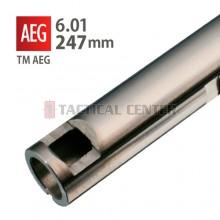 PDI 6.01mm Inner Barrel 247mm G36C/P90/CAR15 AEG