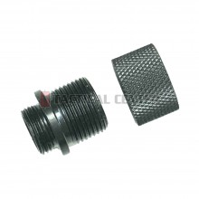 POSEIDON PBW-17ADA-A 14mm CCW Adapter + Thread Protector for BW17 (A)