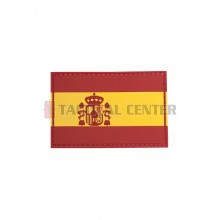 DRAGONPRO Parche PVC Bandera Española 75x50mm