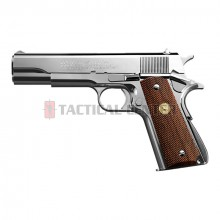 TOKYO MARUI Government 1911 Mark IV Series 70 Nickel Gas BlowBack